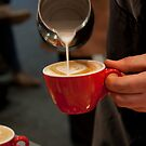 Pouring Hearts by coffeephoto