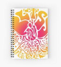 Bliss Band Spiral Notebook