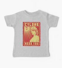 Cylons need you Kids Clothes