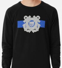 Coast Guard Thin Blue Line Lightweight Sweatshirt