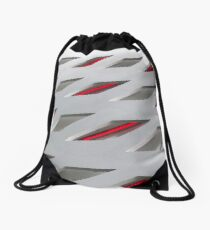 Interruption Drawstring Bag