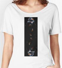 Rebel Rain Women's Relaxed Fit T-Shirt