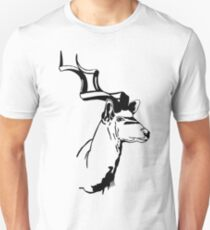 Kudu Antelope Unisex T-Shirt
