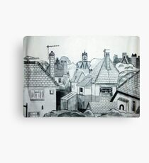 View from Otto Terrace Canvas Print