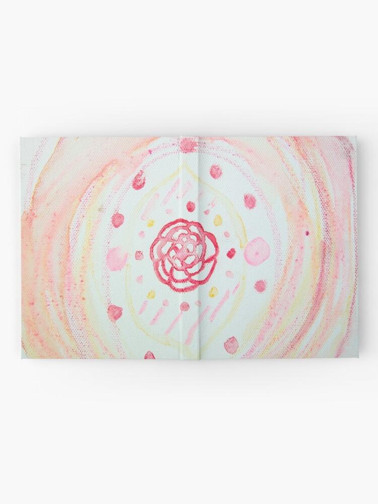 Alternative Ansicht von Pastell Notizbuch