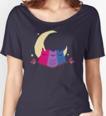 Bisexuowls Women's Relaxed Fit T-Shirt