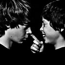 Lewis and Dan 1 by David  Howarth