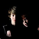 Lewis and Dan 2 by David  Howarth