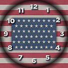 American Flag by BigAl3D
