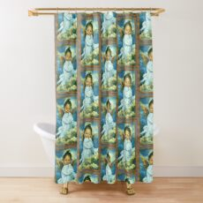 Untitled by Detrick Shaw  Shower Curtain