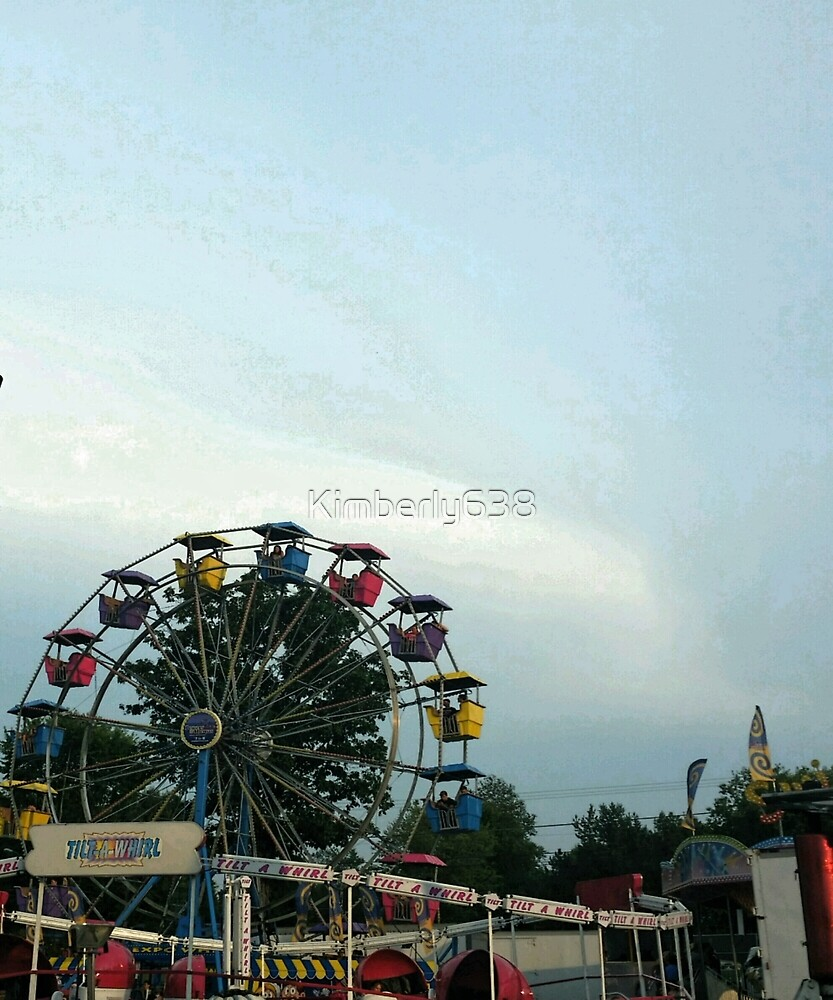 Classic rides at the fair by Kimberly638