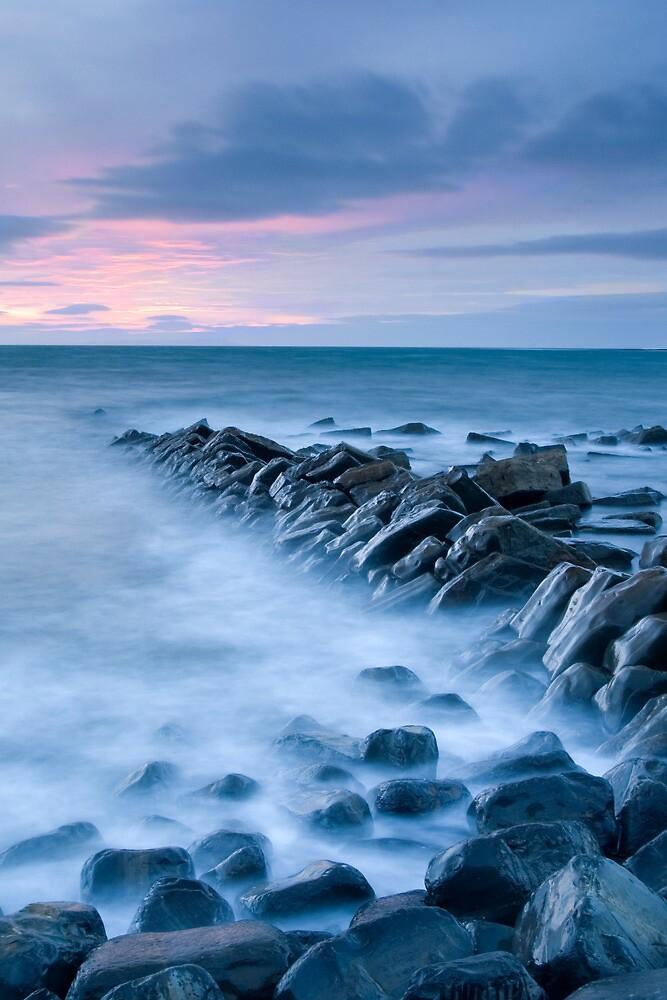 Tranquil Sunset by Lin-Ann Anantharachagan