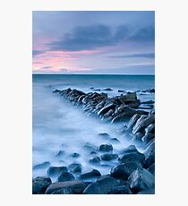Tranquil Sunset Photographic Print