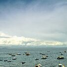 Foto-pintura Copacabana by Constanza Barnier