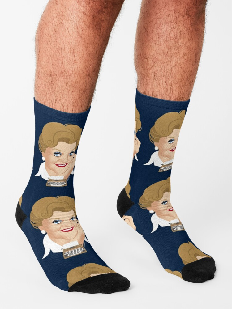 Alternate view of Murder Socks
