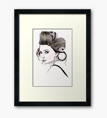 Mary Kate Olsen Framed Print