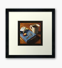 Man In The Glass Twenty Framed Print
