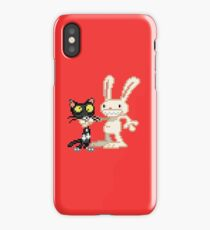 Sam & Max #03 iPhone Case