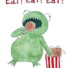 Lee Davis's 'Eat Eat Eat 1' by Art 4 ME