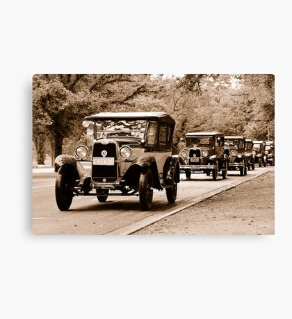 Reminiscing Canvas Print