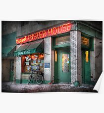 Oyster House  Poster