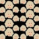Coronation Street Audrey Roberts Socks by gregs-celeb-art