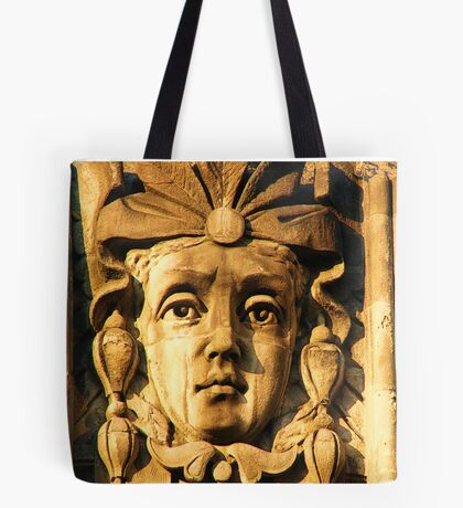 Weeping Widow Tote Bag
