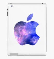 Galaxy Apple Logo iPad Case/Skin