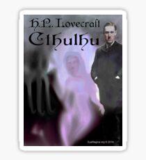 H.P. Lovecraft Cthulhu Sticker