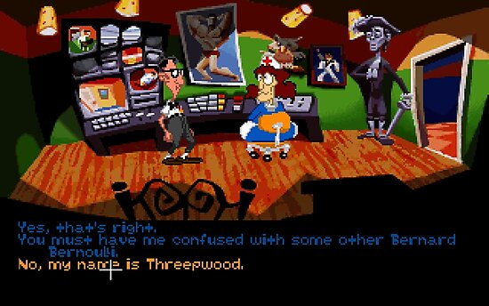 Maniac Mansion - Day of the Tentacle #01 by themasrix
