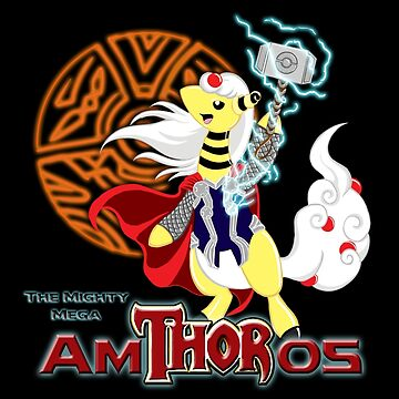 The Mighty Mega AmTHORos by JustJoshDesigns