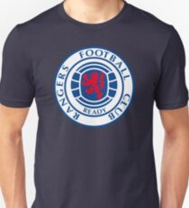 Glasgow Rangers Retro T-Shirt