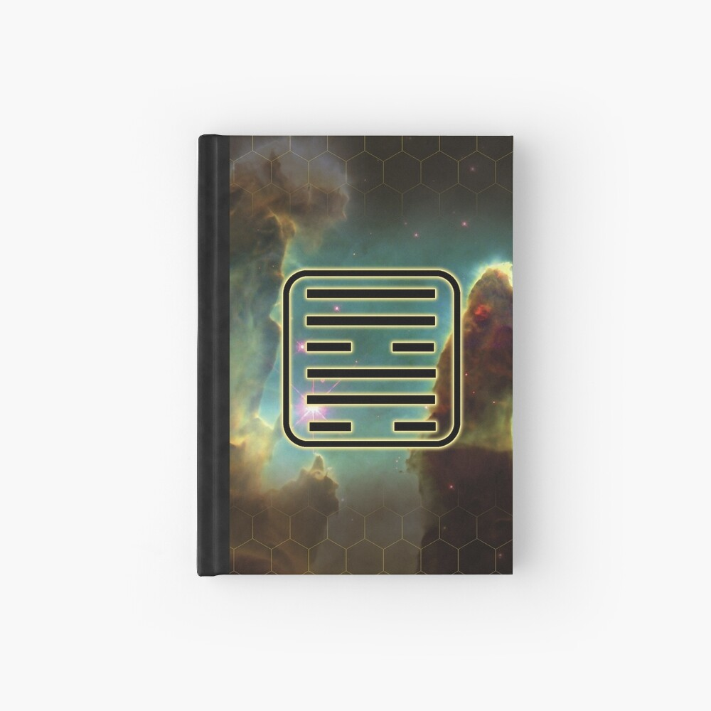 Æon: Psi Order Ministry of Noetic Affairs Hardcover Journal