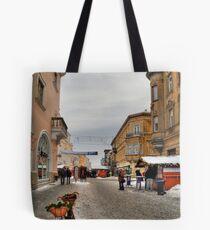 Street for pedestrians Tote Bag