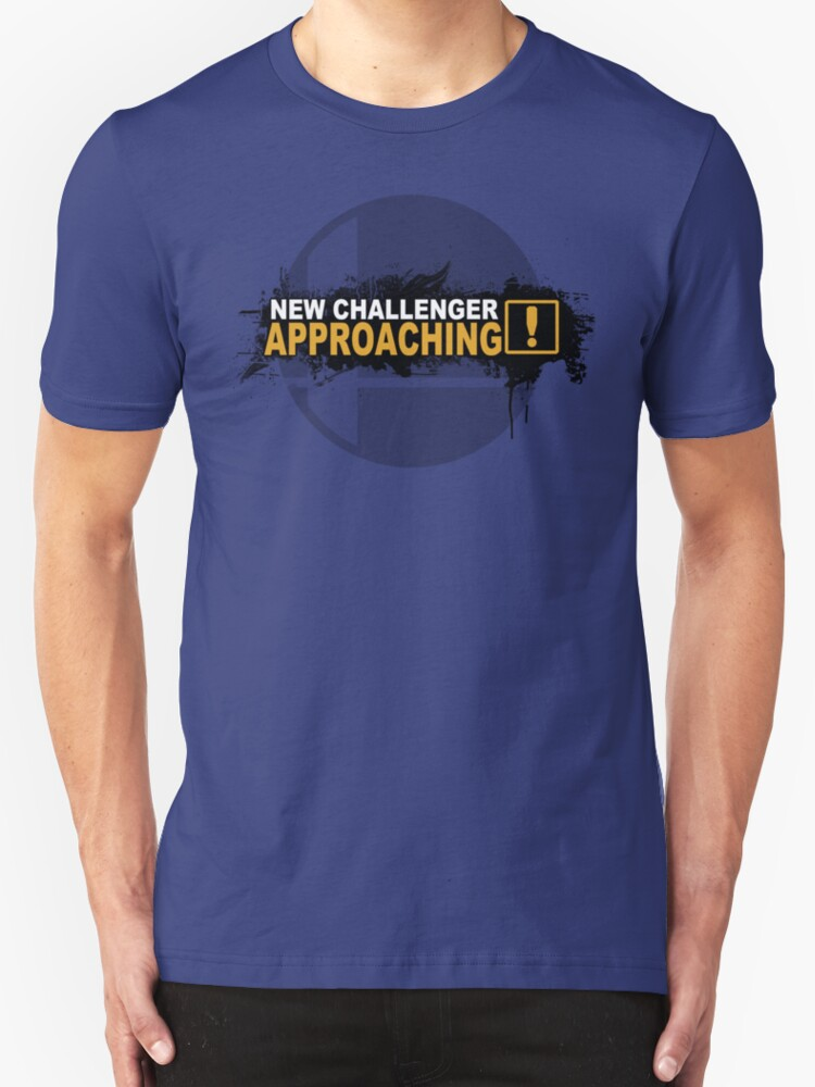 Quot A New Challenger Approaching Quot T Shirts Amp Hoodies By Tchuk