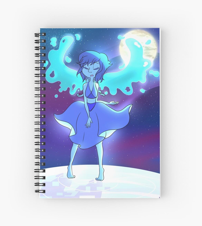 I am Lapis Lazuli... by NajikaSun