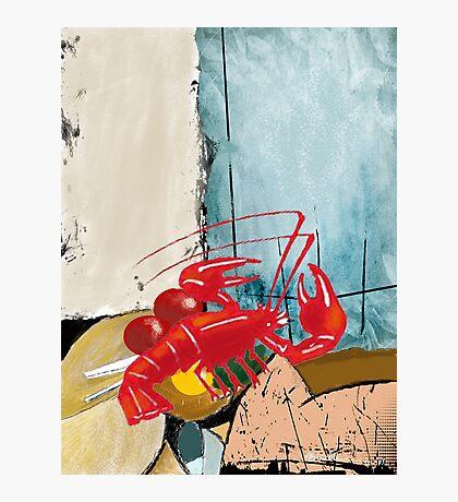 """Lobsterfest"" Photographic Print"