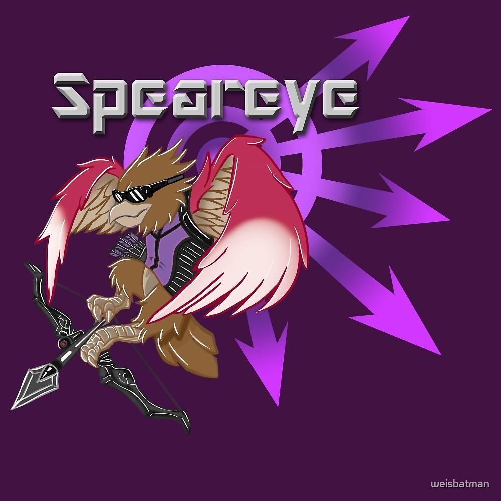 Speareye by JustJoshDesigns