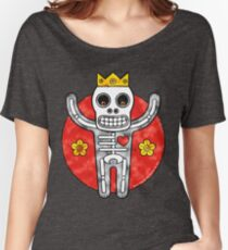 Bone King (Clouds) Women's Relaxed Fit T-Shirt