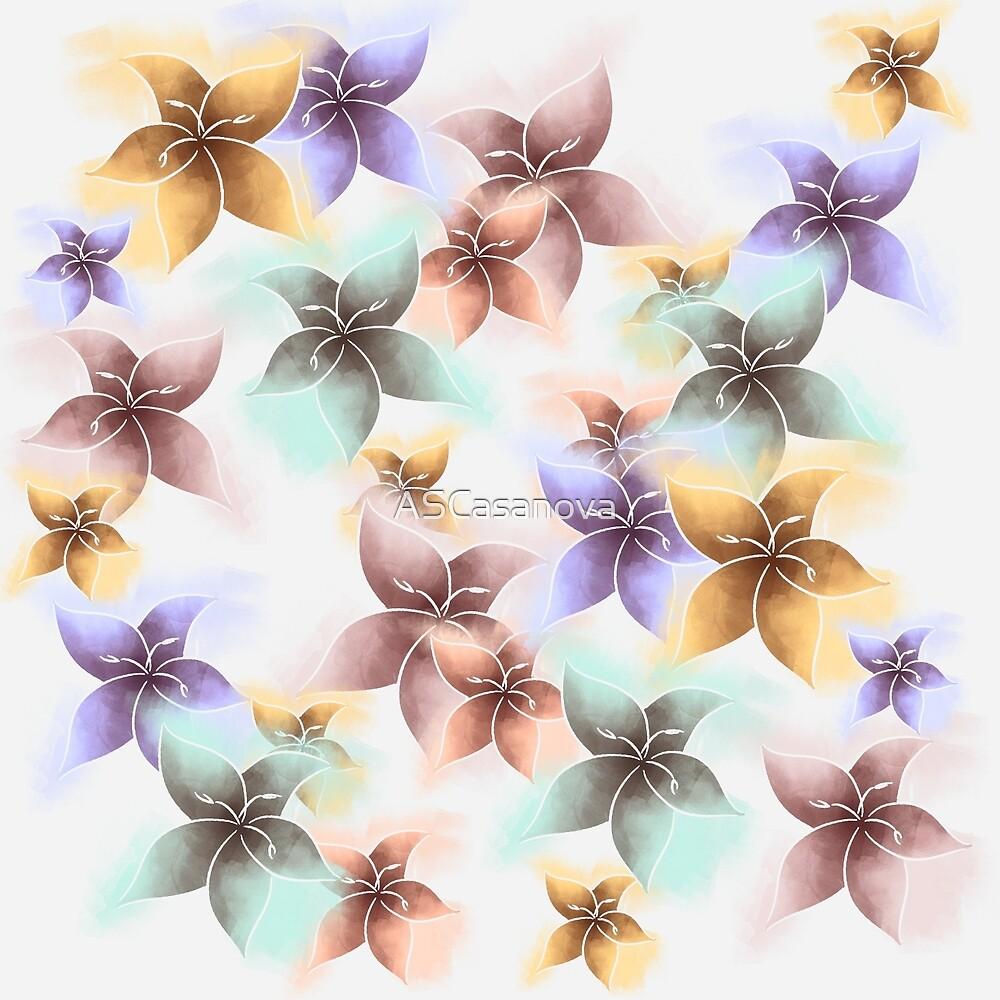 Flower's meadow by ASCasanova