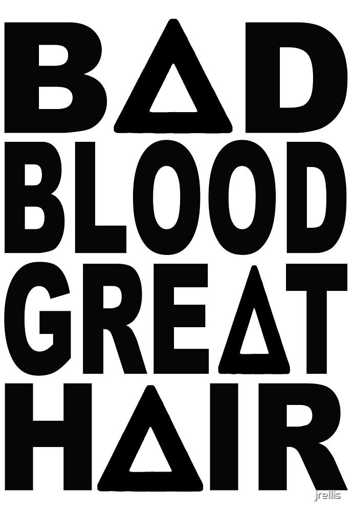 Bastille - Bad Blood, Great Hair by jrellis