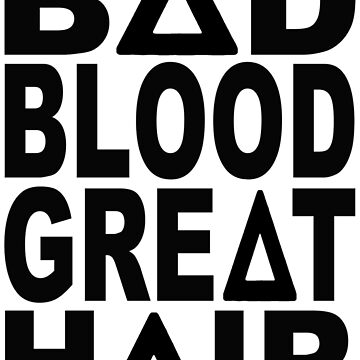 Bastille - Bad Blood, Great Hair by jrellis