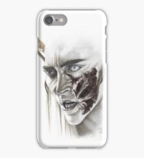 Thranduil - Partial Color iPhone Case/Skin