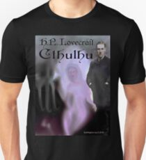H.P. Lovecraft Cthulhu Slim Fit T-Shirt