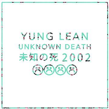 YUNG LEAN UNKNOWN DEATH 2002 - ARIZONA STYLE by bio1337