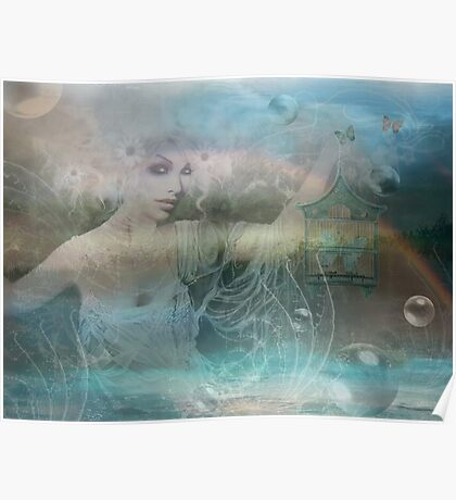 Whispering Wings of Water... and Things Poster