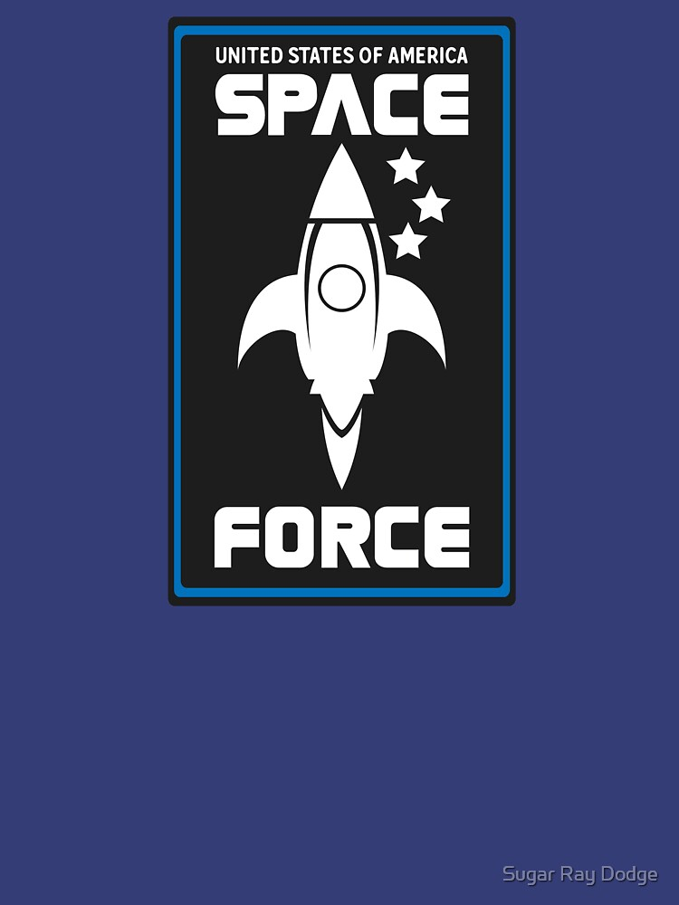 United States Space Force by utahgraphics
