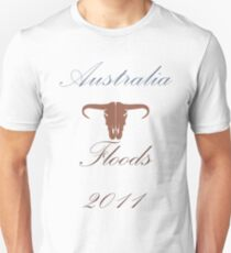 Australia Floods 2011 Unisex T-Shirt