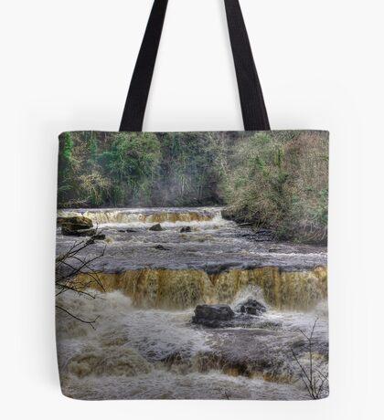 The Falls - River Ure Tote Bag