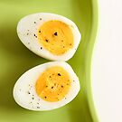 Boiled Egg by Anaa